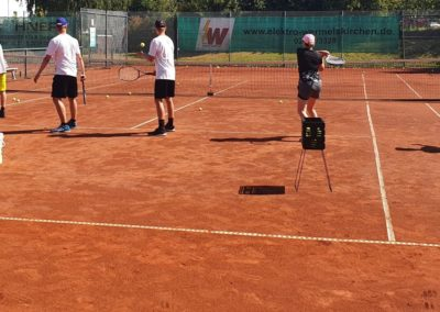 Tennis-Training